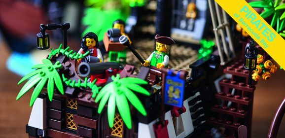 LEGO Pirates Return In Latest LEGO Ideas Set