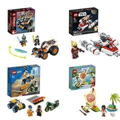 Amazon UK 3 For £20 On Selected LEGO Sets