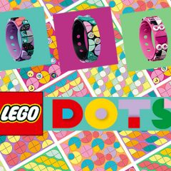 Free LEGO DOTS With LEGO DOTS Bracelets
