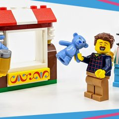LEGO Fairground Minifigure Accessory Pack Review