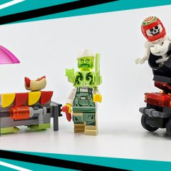 LEGO Hidden Side Polybags Review