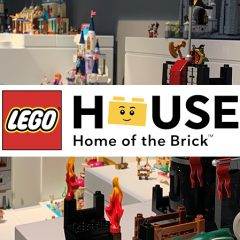 Historic Castle Collection Comes To LEGO House