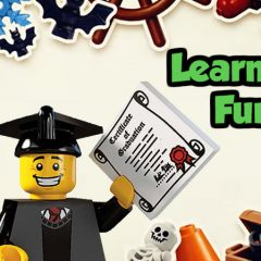 Educational Fun Facts With LEGO