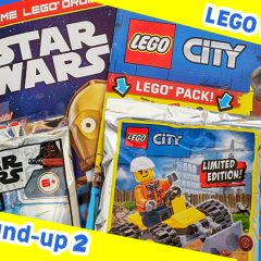LEGO Magazines March Round-up Part 2