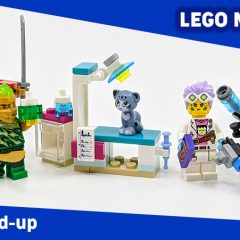 LEGO Magazines March Round-up