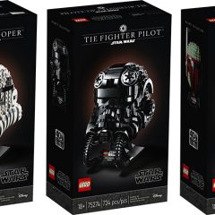 LEGO Star Wars Helmets US Pre-order