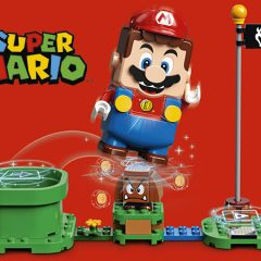 LEGO Super Mario Set Images & Details
