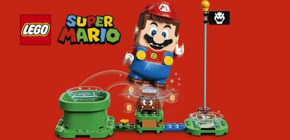 Watch The LEGO Super Mario Live Challenge