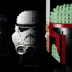 Pre-order The LEGO Star Wars Helmets Now