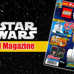 LEGO Star Wars Magazine Issue 57 Preview