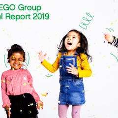 The LEGO Group Delivered Great Results In 2019
