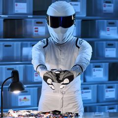 Top Gear's Stig Dodges Security At LEGOHQ