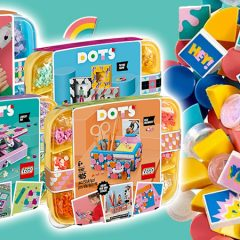 New LEGO DOTS Set Now Available In North America