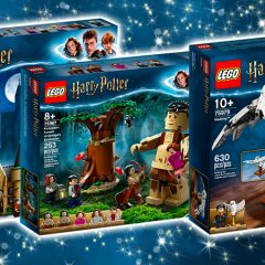 New LEGO Harry Potter Sets Officially Announced