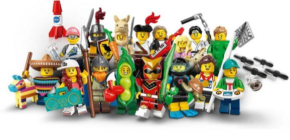 LEGO S20 Minifigures Full Box Offer Back At WHSmith