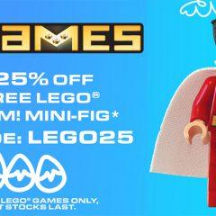 Free LEGO Shazam! Minifigure From WB Shop