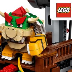 LEGO Super Mario Sets Coming This August