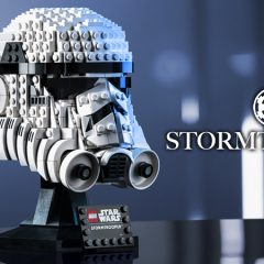 75276: Stormtrooper Helmet Set Review