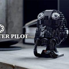 75274: TIE Fighter Pilot Helmet Set Review