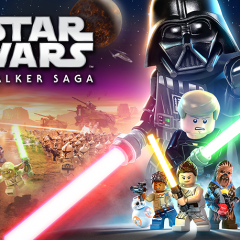 By The Brick – LEGO Star Wars The Skywalker Saga