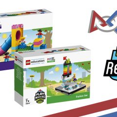 New FIRST LEGO League Season & Sets Revealed
