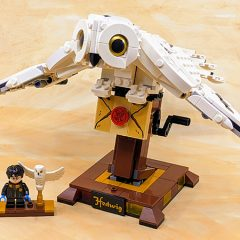 75979: LEGO Harry Potter Hedwig Set Review