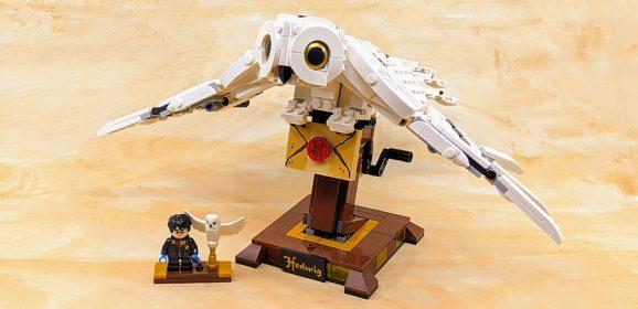 75979: LEGO Harry Potter Hedwig Set Review