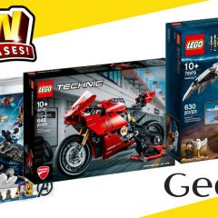 New Summer LEGO Sets Available To Order From Asda