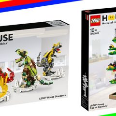 LEGO House Exclusive Sets Review