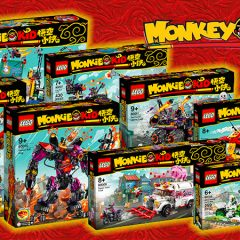 A New Hero is Born – Introducing LEGO Monkie Kid
