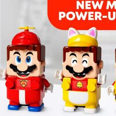New LEGO Super Mario Suit Sets Revealed