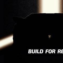 New LEGO Technic Lamborghini Revealed This Week