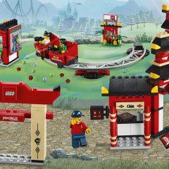 40429: LEGOLAND NINJAGO World Ride Set Review