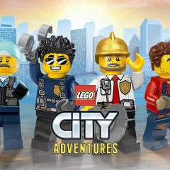 LEGO City Adventures Now Showing On UK TV
