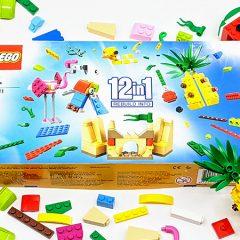 40411: LEGO Creative Fun 12-in-1 GWP Set Review
