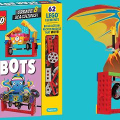 LEGO Gear Bots Book Review