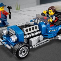 40409: LEGO Hot Rod GWP Set Review