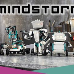 LEGO MINDSTORMS Robot Inventor Designer Video