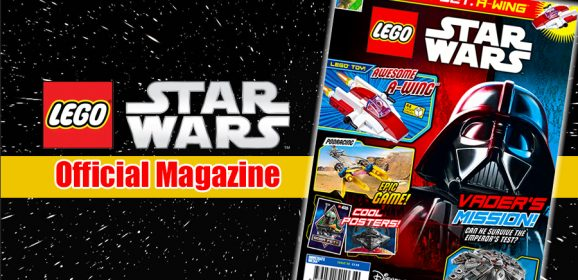 LEGO Star Wars Magazine Issue 60 Preview