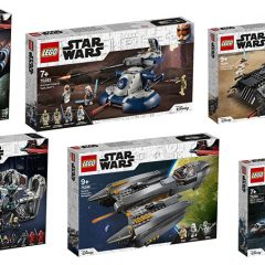 New LEGO Star Wars Summer Sets Now Available