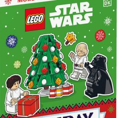 New LEGO Star Wars Christmas Book Revelaed