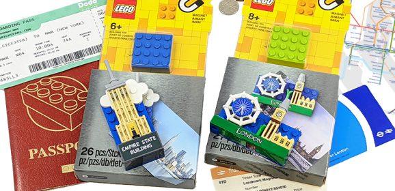 LEGO Landmark Magnets Review