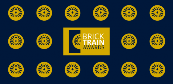 Introducing The Brick Train Awards
