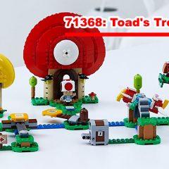 71368: Toad's Treasure Hunt Set Review