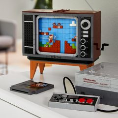 LEGO NES Now Available From Official Nintendo Store