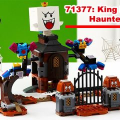 71377: King Boo and the Haunted Yard Set Review