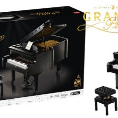Introducing The LEGO Ideas Grand Piano