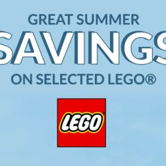 LEGO Sale Now On At Asda Online
