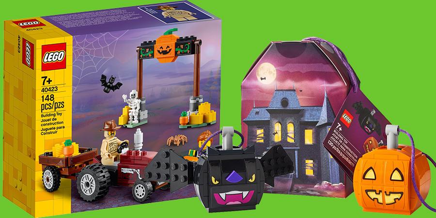 2020 Halloween Lego New Halloween LEGO Sets Revealed | BricksFanz