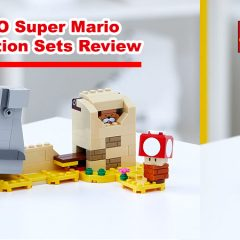 LEGO Super Mario GWP Sets Review